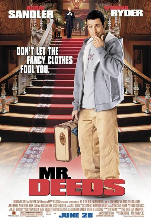 """Мистър Дийдс (""""Mr. Deeds"""")"""