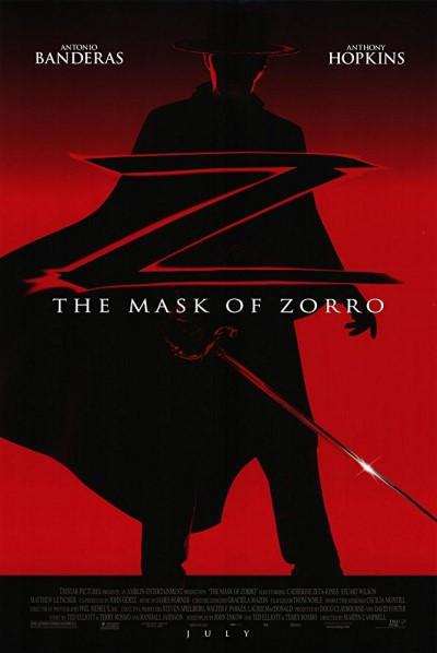 """""""Маската на Зоро"""" (""""The Mask of Zorro"""")"""