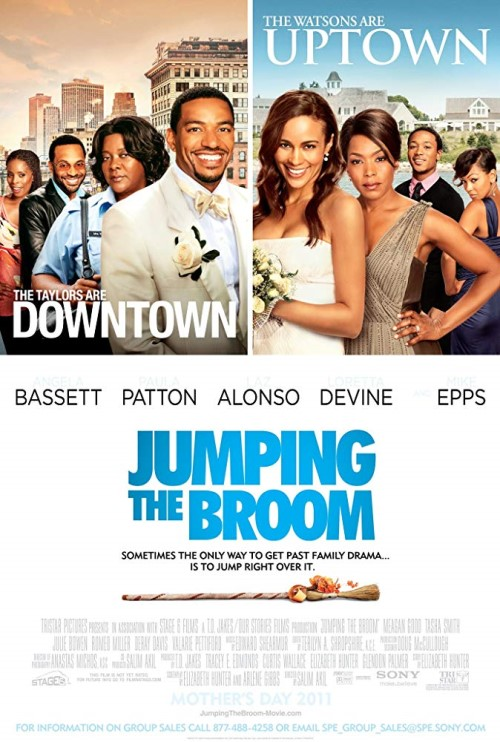 """Да яхнеш метлата"" (""Jumping the Broom"")"