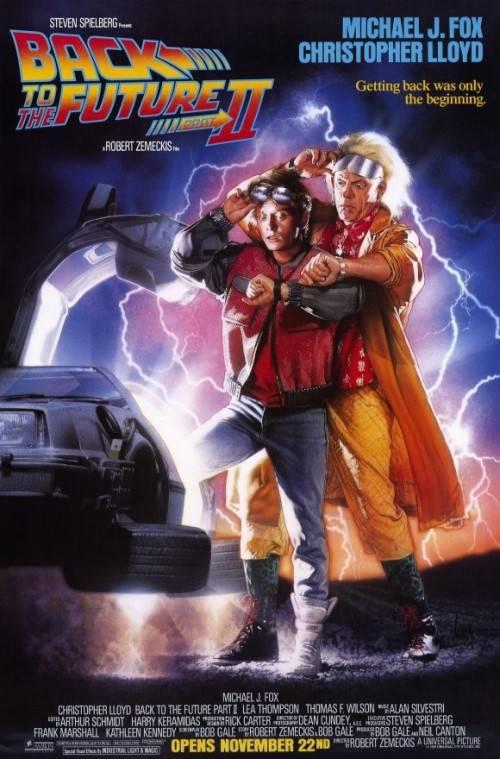"""""""Завръщане в бъдещето 2"""" (""""Back to the Future II"""")"""