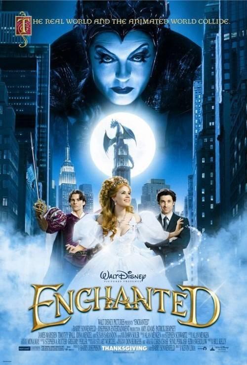 """Омагьосана"" (""Enchanted"")"