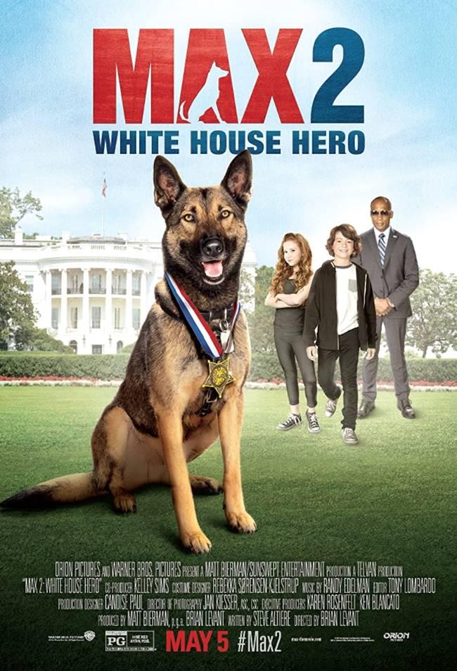"""Макс 2"" (""Max 2: White House Hero"")"