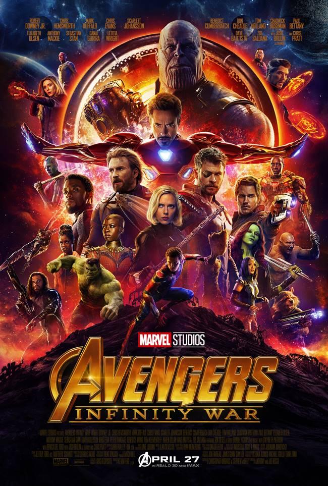 """""""Отмъстителите: Война без край"""" (""""Avengers: Infinity War"""")"""