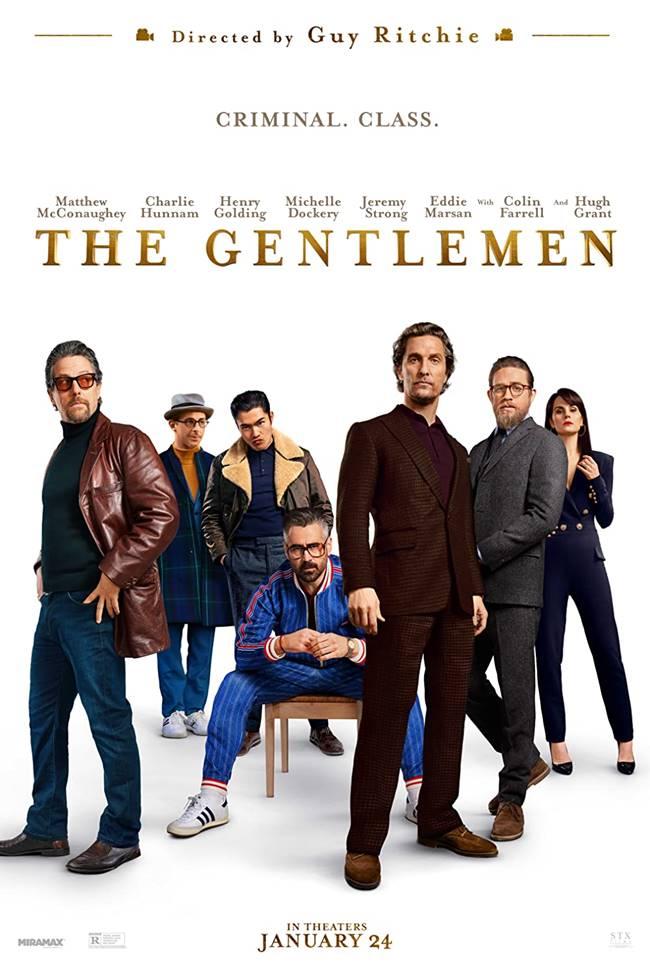 """""""Джентълмените"""" (""""The Gentlemen"""")"""