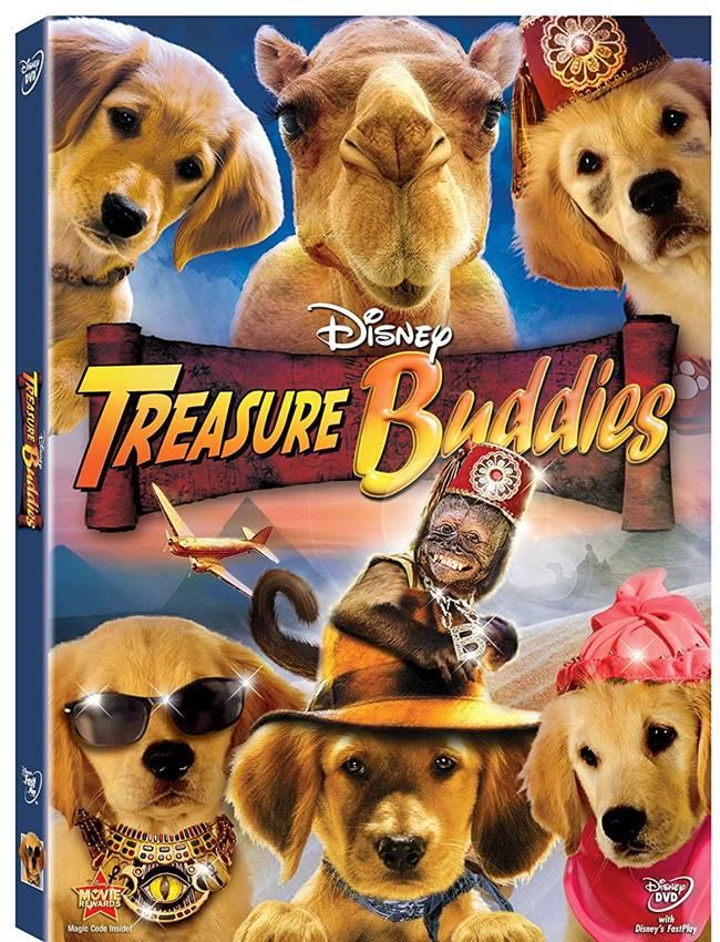 """""""Съкровището на малките приятели"""" (""""Treasure Buddies"""")"""