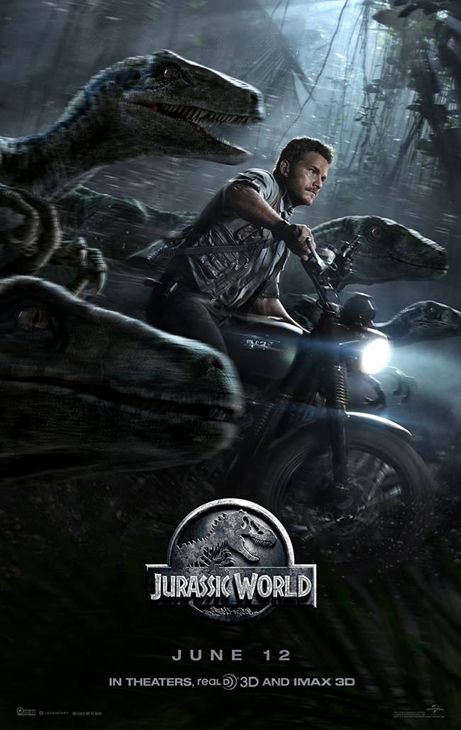 """Джурасик свят"" (""Jurassic World"")"