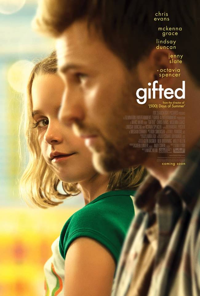 """""""Светъл ум"""" (""""Gifted"""")"""