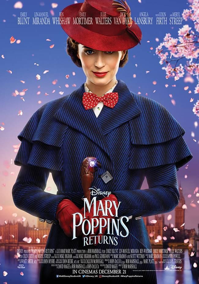"""""""Мери Попинз се завръща"""" (""""Mary Poppins Returns"""")"""