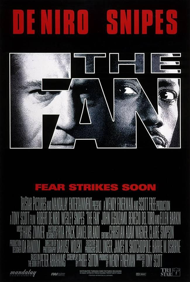 """""""Фенът"""" (""""The Fan"""")"""