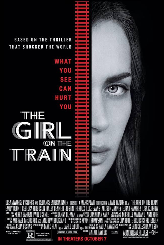 """""""Момичето от влака"""" (""""The Girl on the Train"""")"""