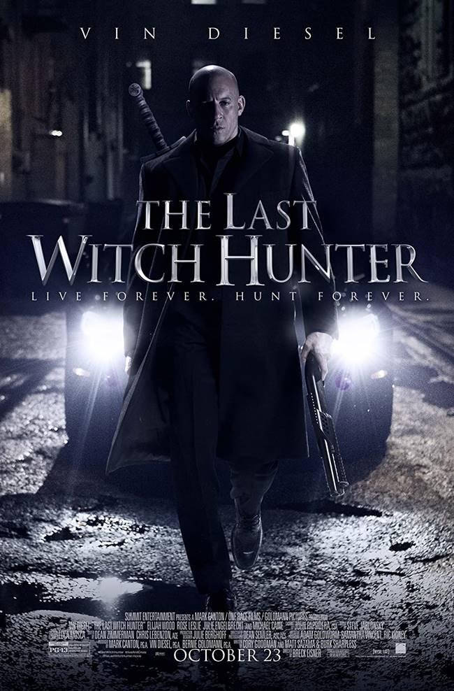 """""""Последният ловец на вещици"""" (""""The Last Witch Hunter"""")"""