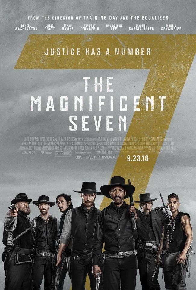 """Великолепната седморка"" (""The Magnificent Seven"")"