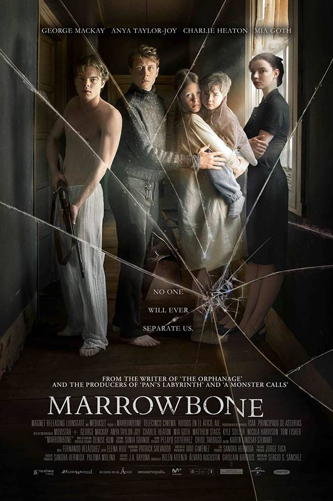 """Живот сред сенки"" (""Marrowbone"")"