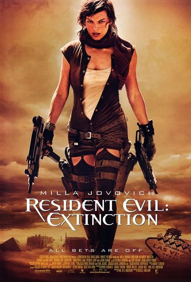 """""""Заразно зло: Изтребване"""" (""""Resident Evil: Extinction"""")"""