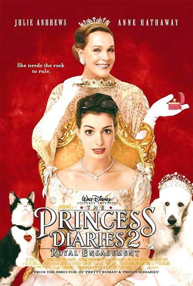 """""""Дневниците на принцесата: Кралски бъркотии"""" (""""The Princess Diaries 2: Royal Engagement"""")"""