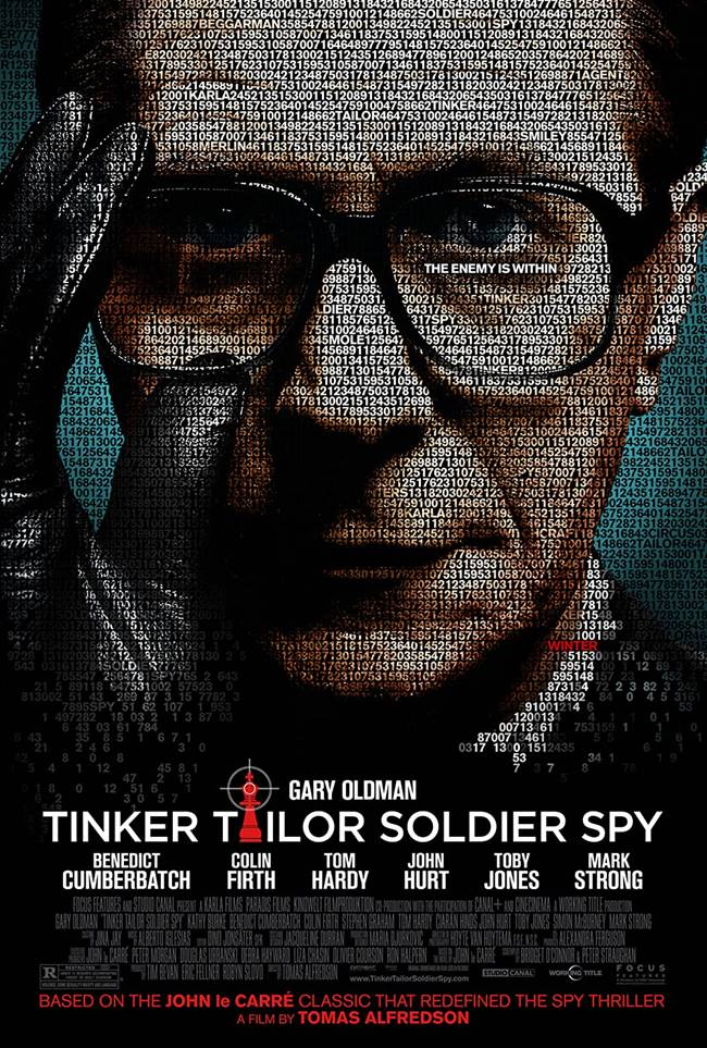 """Дама, поп, асо, шпионин"" (""Tinker Tailor Soldier Spy"")"