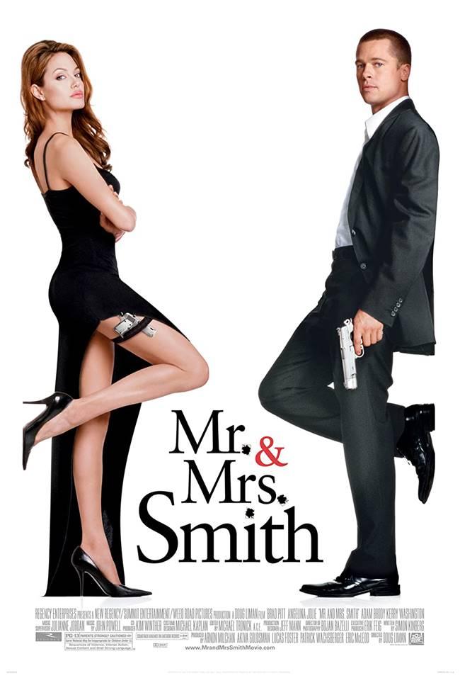 """""""Мистър и мисис Смит"""" (""""Mr. & Mrs. Smith"""")"""