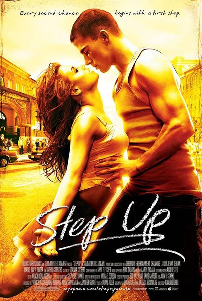 """""""В ритъма на танца"""" (""""Step Up"""")"""