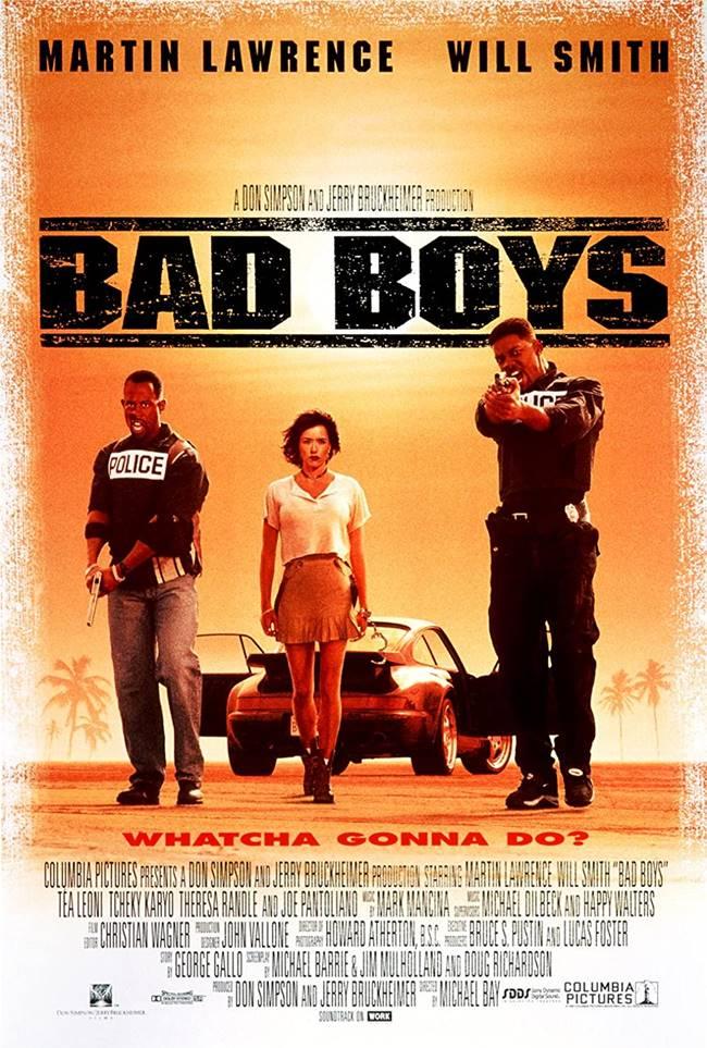 """""""Лоши момчета"""" (""""Bad Boys"""")"""