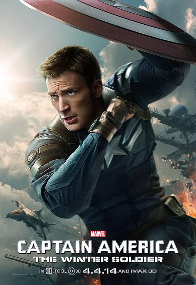 """""""Капитан Америка: Завръщането на първия отмъстител"""" (""""Captain America: Winter Soldier"""")"""