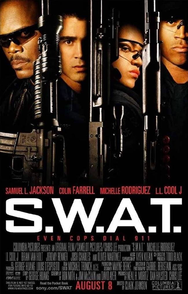 """""""S.W.A.T.- Специален отряд"""" (""""S.W.A.T."""")"""