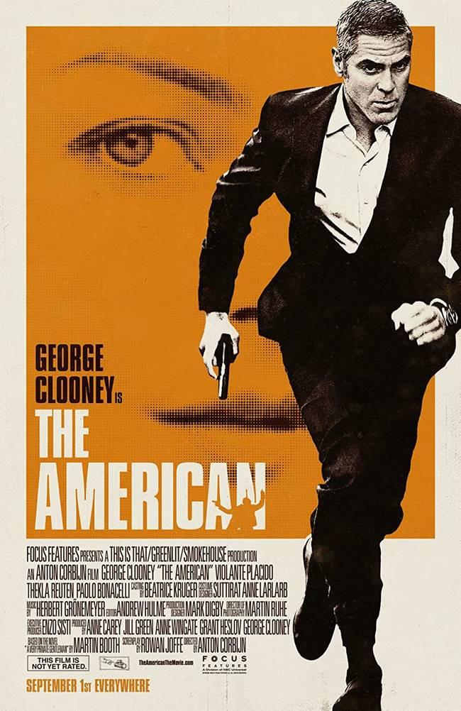 """""""Американецът"""" (""""The American"""")"""