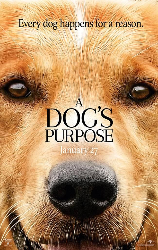 """""""Кучешки живот"""" (""""А Dog's Purpose"""")"""