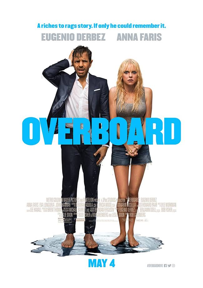 """""""Зад борда"""" (""""Overboard"""")"""