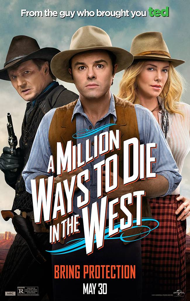 """""""Който оцелее ще разказва"""" (""""A Million Ways to Die in the West"""")"""