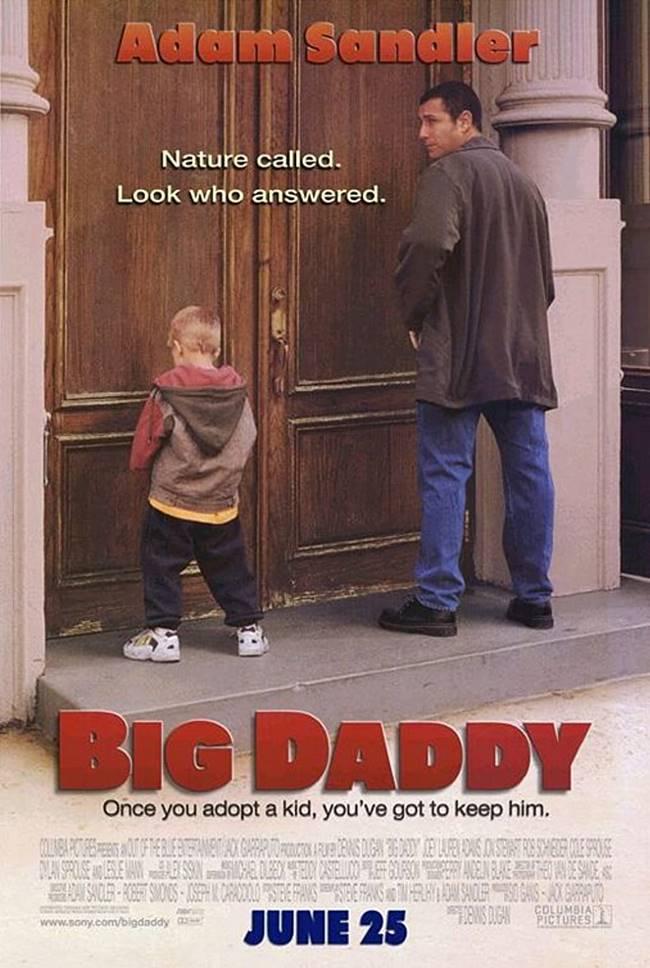 """""""Баща-мечта"""" (""""Big Daddy"""")"""