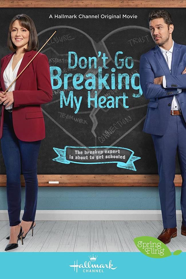 """Уроци на разбитите сърца"" (""Don't Go Breaking My Heart"")"