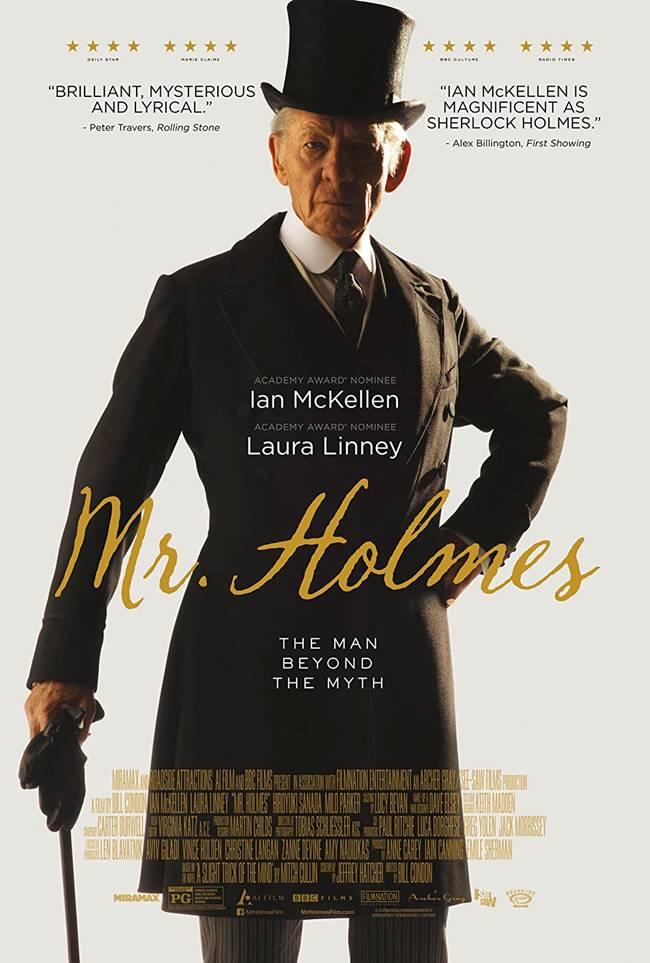 """Г-н Холмс"" (""Mr. Holmes"")"