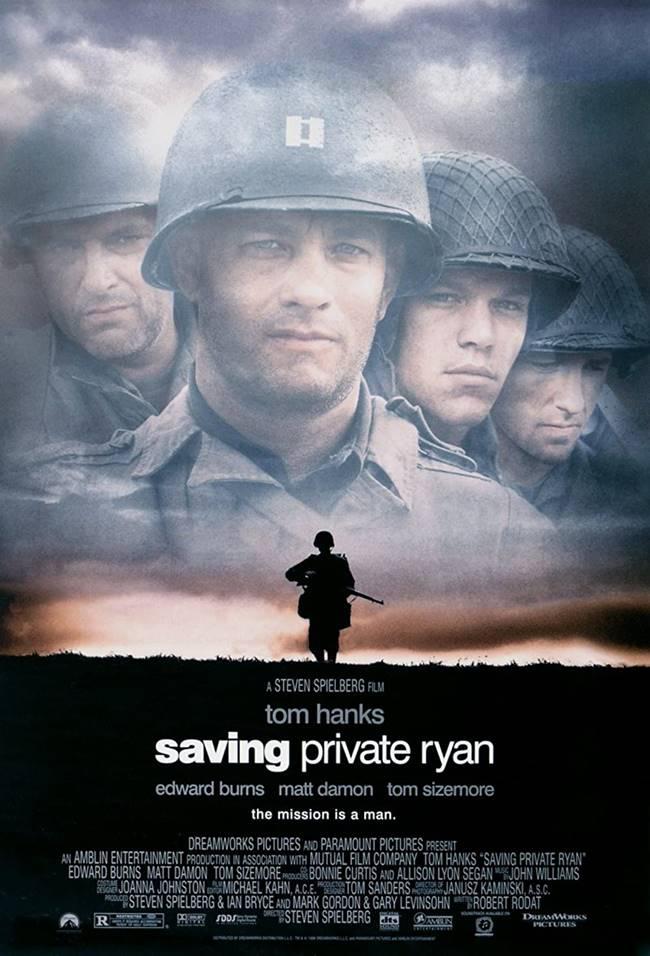 """Спасяването на редник Райън"" (""Saving Private Ryan"")"