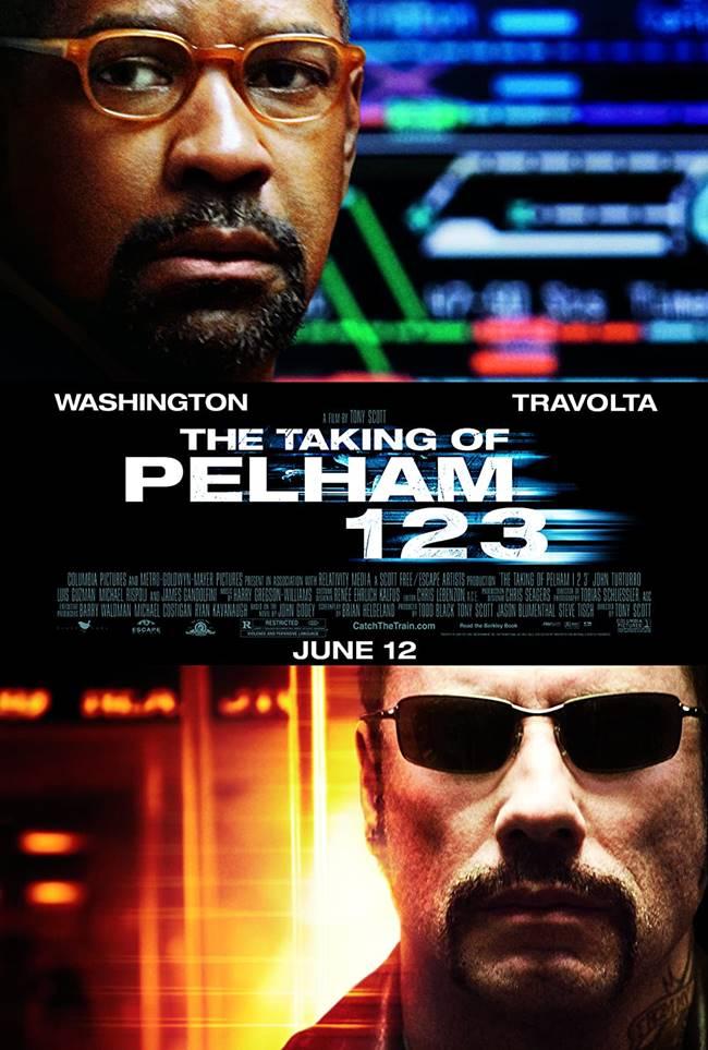 """""""Ударът """"Пелам 123"""": Отвличане в метрото"""" (""""The Taking of Pelham 1,2,3"""")"""