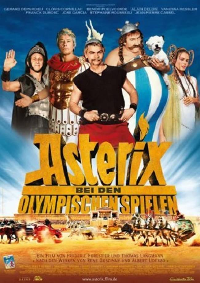 """""""Астерикс на Олимпийските игри"""" (""""Astérix aux jeux olympiques"""")"""